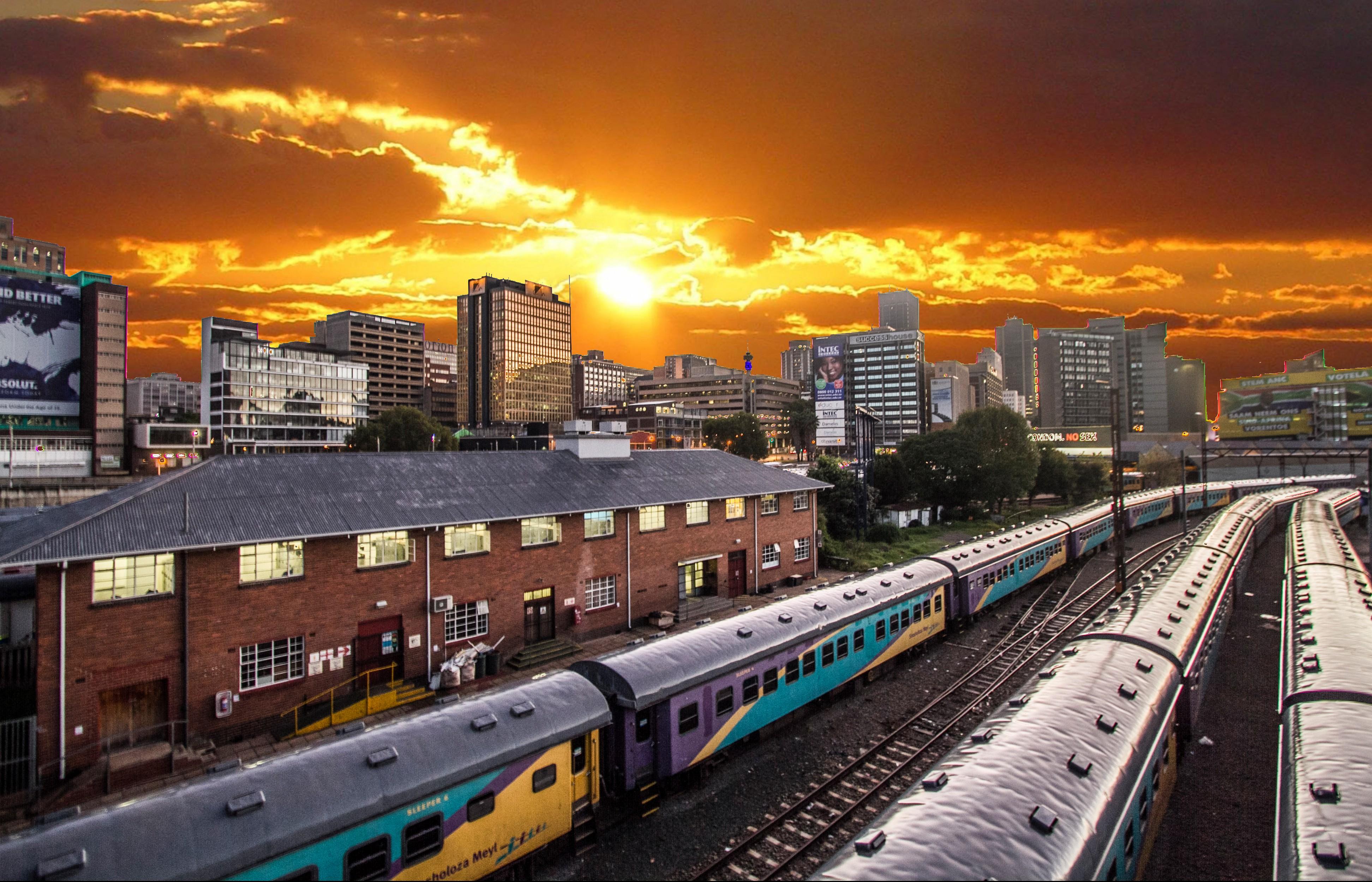 Shining a Spotlight on Johannesburg's Urban Renewal Projects
