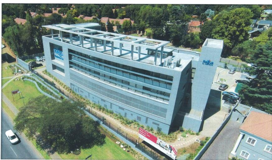 Sandton Commercial Property to rent
