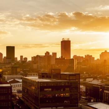Johannesburg's inner city rejuvenation well underway