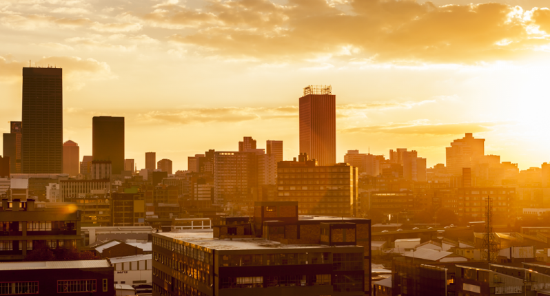 Johannesburg's Inner City Rejuvenation Well Underway