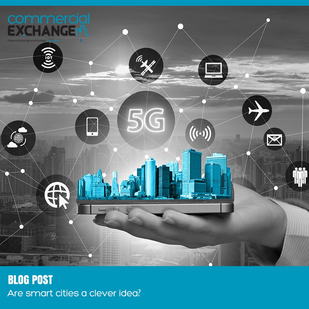 Are Smart Cities a Clever Idea